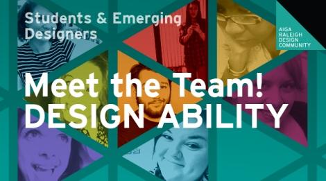 Meet the Design Ability Team